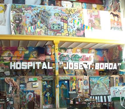 centro cultural hospital jose t.  borda