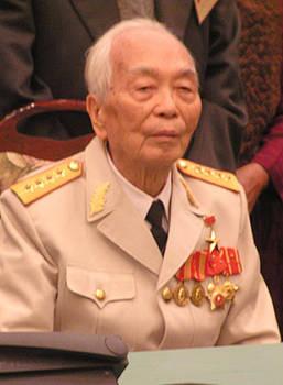 Vo Nguyen Giap, héroe de la independencia vietnamita