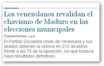publico elecciones venezuela 2013 municipales