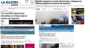 manipulación ucrania