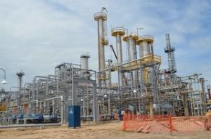 instalaciones refineria santa cruz