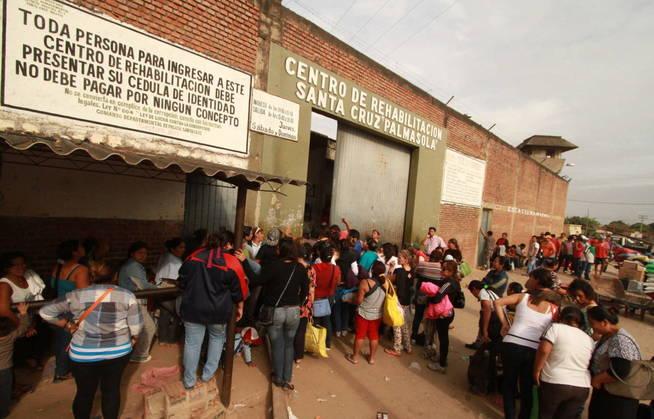 prision bolivia